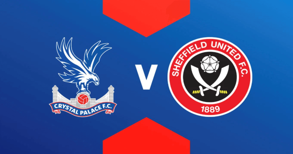 Nhận định Crystal Palace vs Sheffield United - 02/01