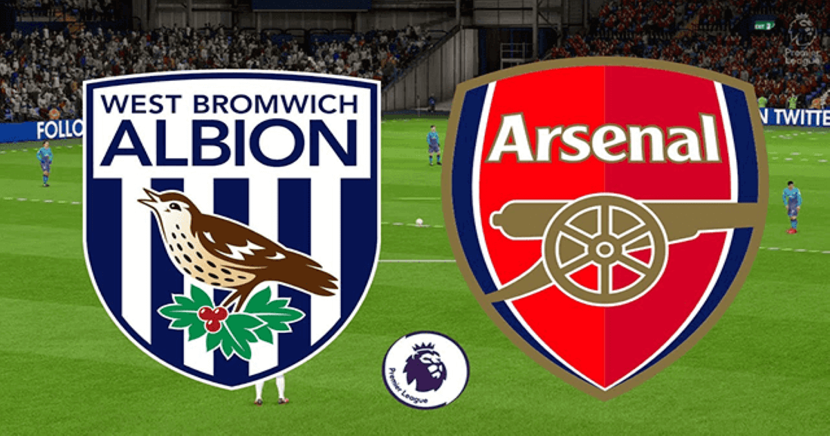 Nhận định West Brom vs Arsenal - 03/01
